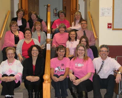 Board Office - Pink Shirt Day