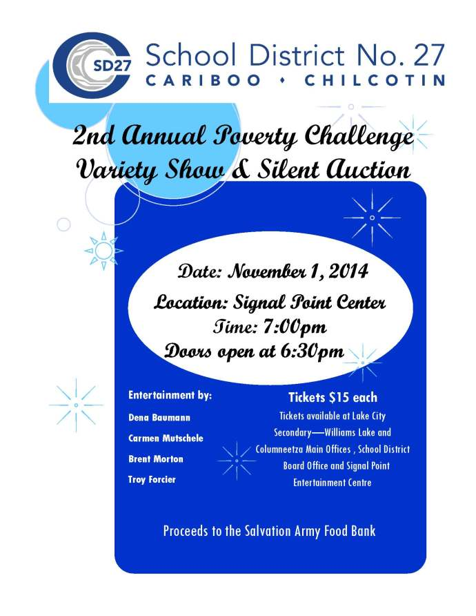 poverty-challenge-silent-auction-variety-show