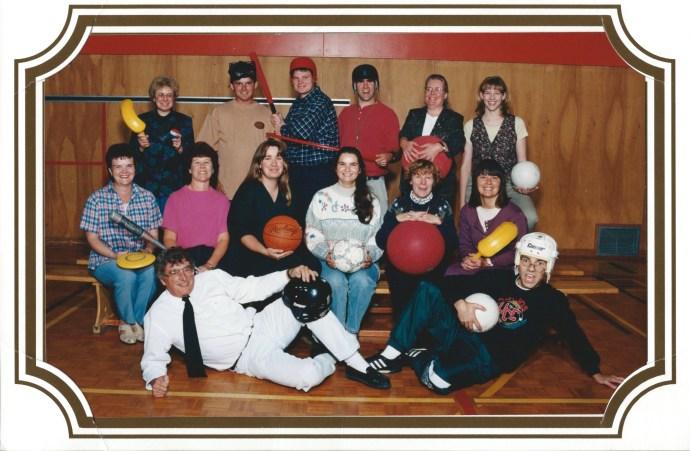 Horsefly Staff 1997-98
